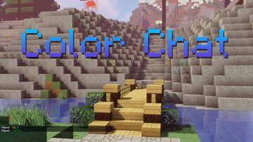 ColorChat - Spigot Minecraft Mod