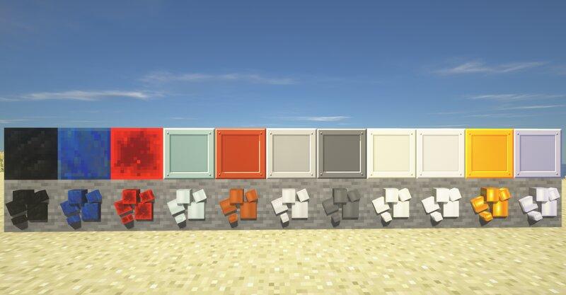 BlocksOres