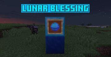 Lunar Blessing Minecraft Mod