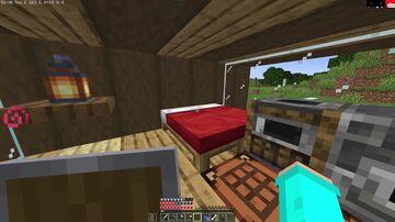 Golden fresh flesh 1.16.5 Minecraft Mod