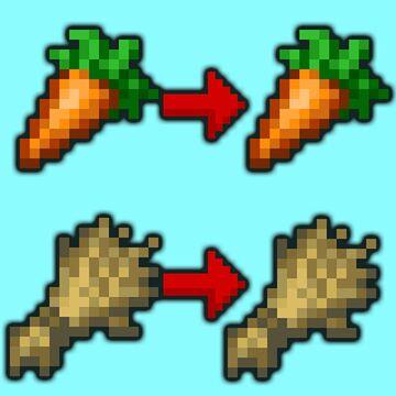 Smarter Farmers (Farmers Replant) Minecraft Mod