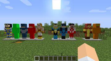 invincible Minecraft Mod