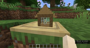 CHUNK IN GLOBE (FABRIC) Minecraft Mod