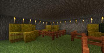 One Click Buildings [Alpha v 1.1] Minecraft Mod