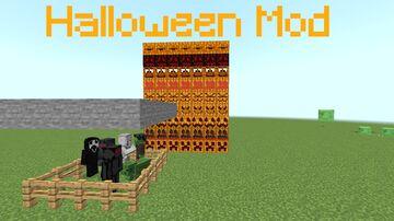 Halloween Mod 2021 Minecraft Mod