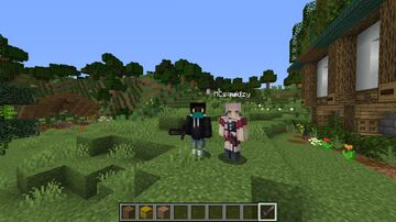 [Plugin] Minecraft Partner Creator allows you to create a friend with you Minecraft Mod
