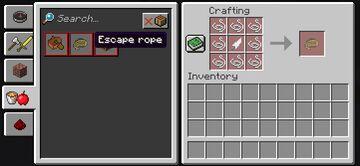 Escape Rope   Item Pokemon - Fabric Minecraft Mod
