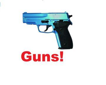 vvv56eer's gun mod Minecraft Mod
