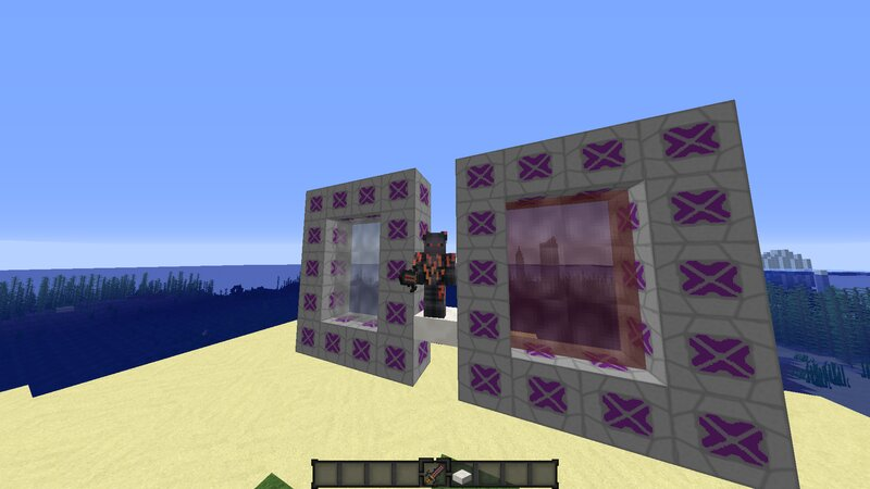 Adds 2 new Dimensions, Stone Golem Biome and Stone golem Boss biome