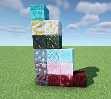 Elevated Ores Minecraft Mod