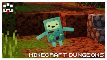 BMO Pet [MCDungeons Mod] Minecraft Mod