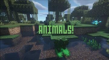 Bizzare Animals! Minecraft Mod