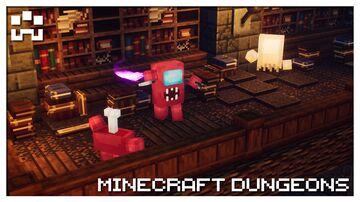 Among Us Playermodels Minecraft Mod