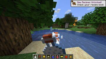 more food Minecraft Mod
