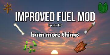 Improved Fuel Mod - 1.16.5 Minecraft Mod