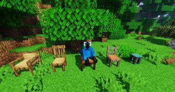 Macaw's Furniture Forge - 1.16.5 Minecraft Mod