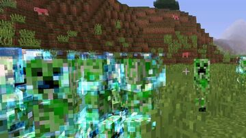 Minecraft, But Mobs Are Stronger... Minecraft Mod