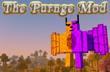 The Purnge Mod Minecraft Mod