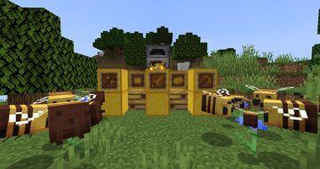 Honey Tools Minecraft Mod