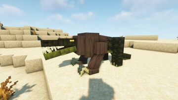 Villagers And Monsters Legacy Minecraft Mod