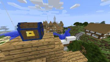 SCMowns Server Treasure Chest Mod Minecraft Mod