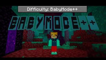 BabyMode++ Minecraft Mod
