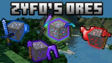 Zyfo's Ores, Tools, And Armor Minecraft Mod