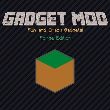 [Forge] Gadgets Mod Minecraft Mod