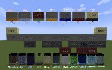 Common Configurations: Ores Minecraft Mod
