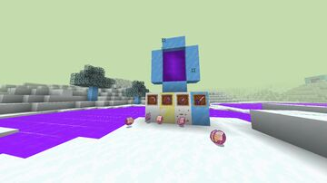 Aurora Dimension and Angel Ores and Tools for Java 1.15.2 V1.1 Minecraft Mod