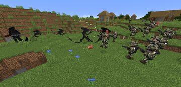 Chronokiller's 1.16.5 - 1.15.2 Xenomorph Aliens Mod Minecraft Mod