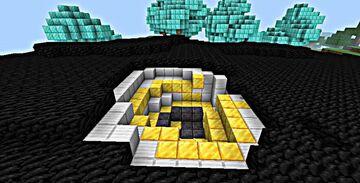 Mineral Block Biome Minecraft Mod