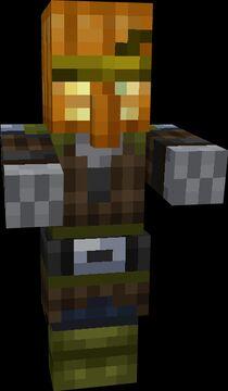 Hard Pillage 25OC (Minecraft Bedrock) Minecraft Mod