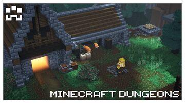 Taiga Camp [MCDungeons Mod] Minecraft Mod