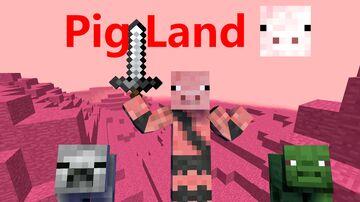 The Pig Land Mod Minecraft Mod