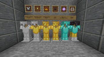 """Armor & Combat Overhaul - """"Minecraft 1.16.6"""" Minecraft Mod"""