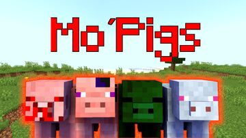 Mo´Pigs for 1.16.5 Minecraft Mod