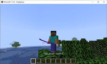official demon slayer 3d Minecraft Mod