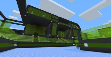 Track being built on Splash Economy Survival Minecraft Map & Project