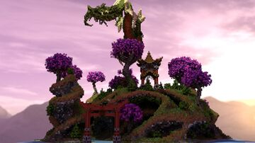 The Dragon's Mountain [DOWNLOAD] Minecraft Map & Project