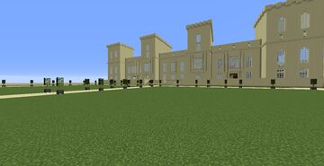 Windsor Castle Minecraft Map & Project
