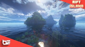 Rift Island - AQUATIC UPDATE Minecraft Map & Project