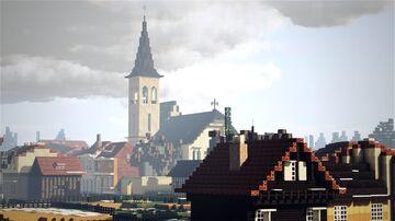 Pfarrkirche St. Nikolai, Klostervorstadt, Villach, Kärnten, Austria Minecraft Map & Project