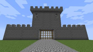 Gate Minecraft Map & Project