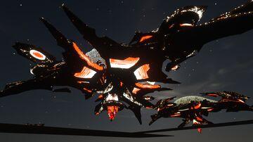 StarCraft Taldarim MotherShip White Shield version Minecraft Map & Project