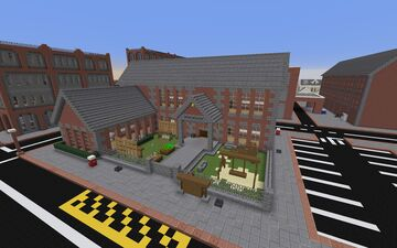 [Old] Elementary School Minecraft Map & Project