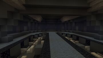 Imperial Star Destroyer Bridge Minecraft Map & Project