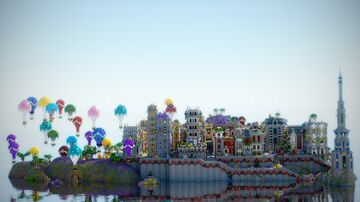 Who stole Grandma's cookies?! A holiday mega map by kimandjax Minecraft Map & Project
