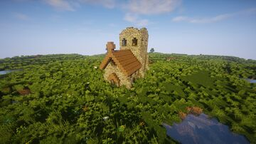 Stronghold 1 Church [DOWNLOAD] Minecraft Map & Project
