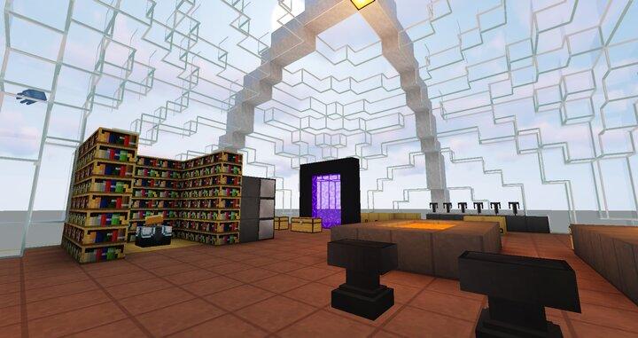 workshop dome